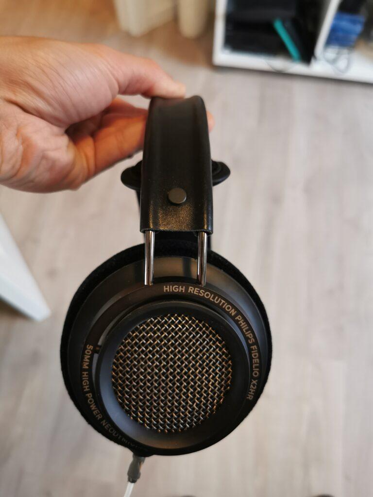 Philips hovedtelefoner