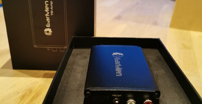 Earmen Tr-Amp DAC