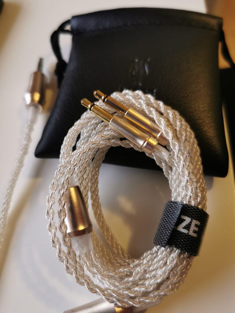Meze 99 Classics opgraderings kabel