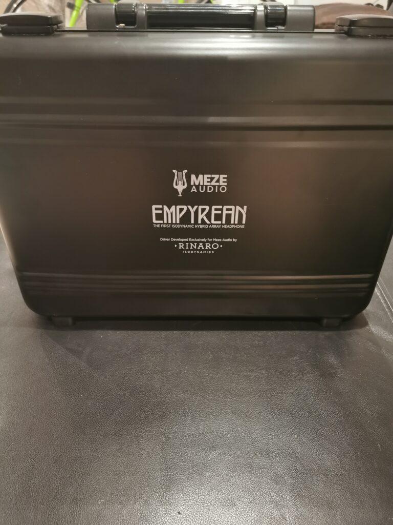 Meze Empyrean kuffert
