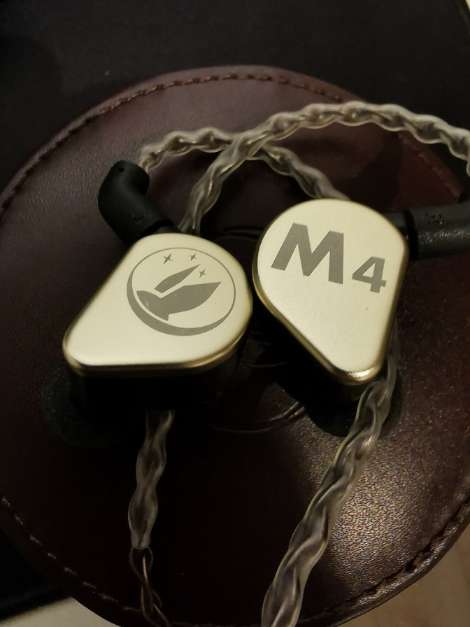 Fir Audio M4 in-ear monitors